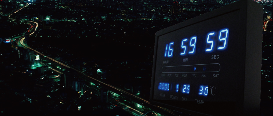 SMART DIGITAL CLOCK
